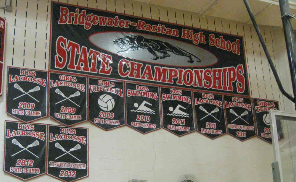 That Night This Author Noticed There Was No Championship Banner In The Gym They Once Played Banners Hung From Rafters Are A