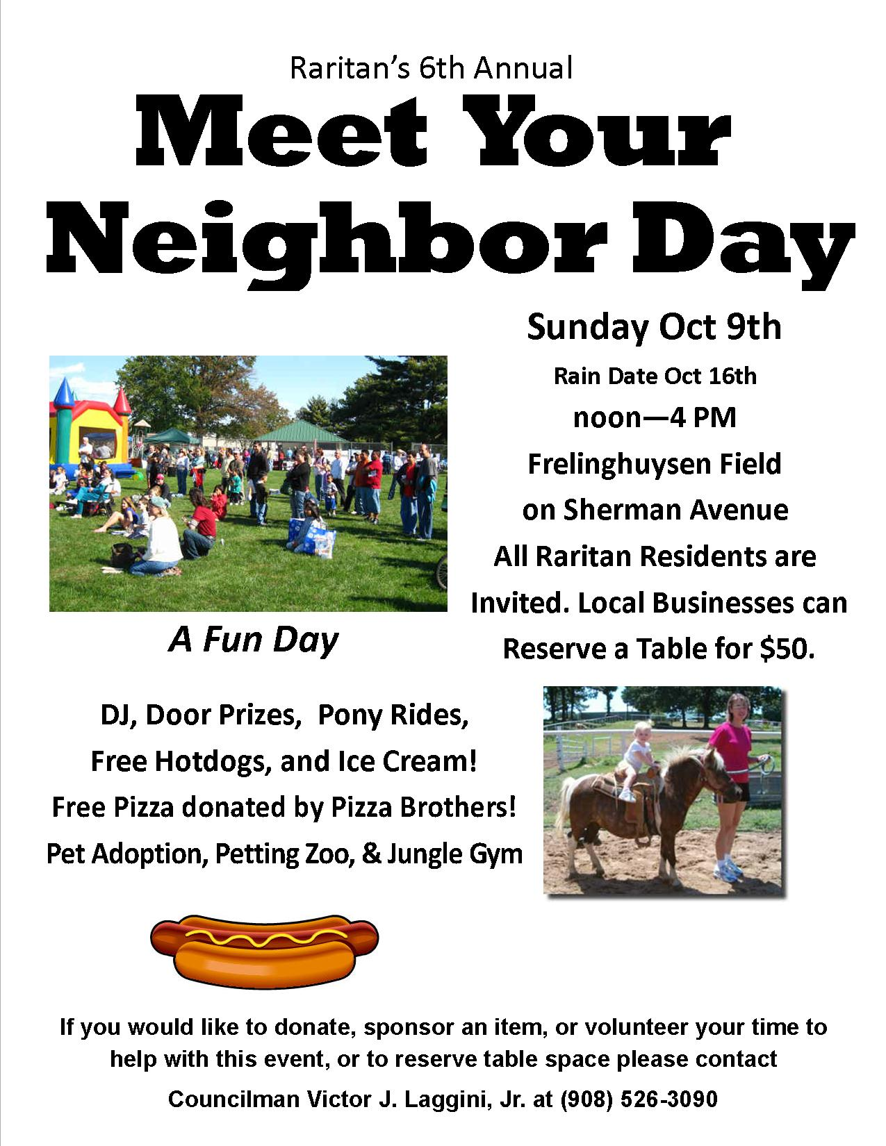 meet your neighbors if only online Register to receive the newsletter that contains invite them to meet with your group at a time and partnerships with law enforcement and your neighbors.